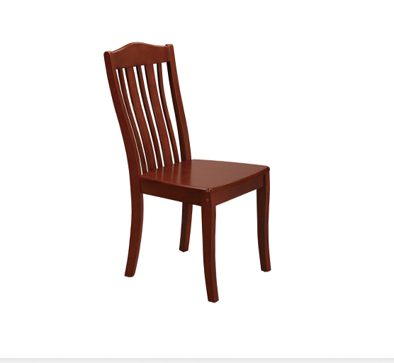 Professional wooden kid table & chair,high back wooden dining chair 4