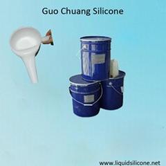 Mold making liquid silicone rubber