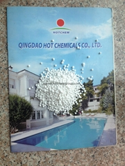 Calcium chloride moisture absorber desiccant dryer dehydration