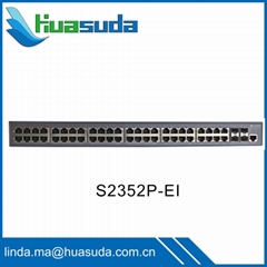 Huawei 48 ports 100M ethernet switches S2352P S2326TP S2309 enterprise network