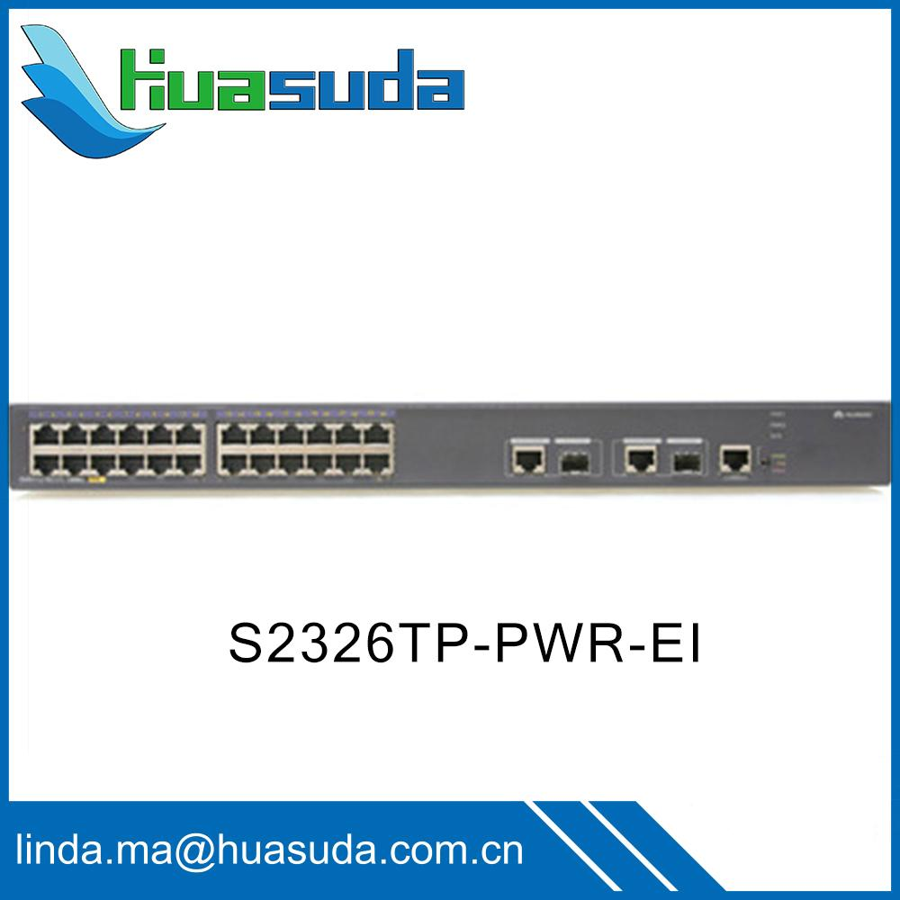 Huawei 48 ports 100M ethernet switches S2352P S2326TP S2309 enterprise network 3