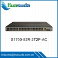 Huawei cheap ethernet switches promotion S1700 series S1724G 24GR 52R-2T2P-AC 3