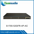 Huawei cheap ethernet switches promotion S1700 series S1724G 24GR 52R-2T2P-AC 4