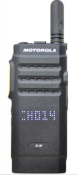 摩托羅拉SL1M數字迷你對講機 3