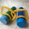 Screw cap 46mm for large empty pet preforms for bottle  3