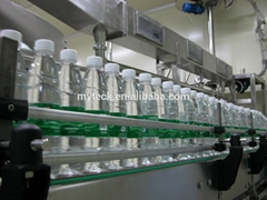 Automatic spring water filling equipment