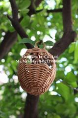 Wicker Nest Pockets- Sui