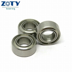 5x10x4mm SMR105zz stainless steel fishing reel ball bearing