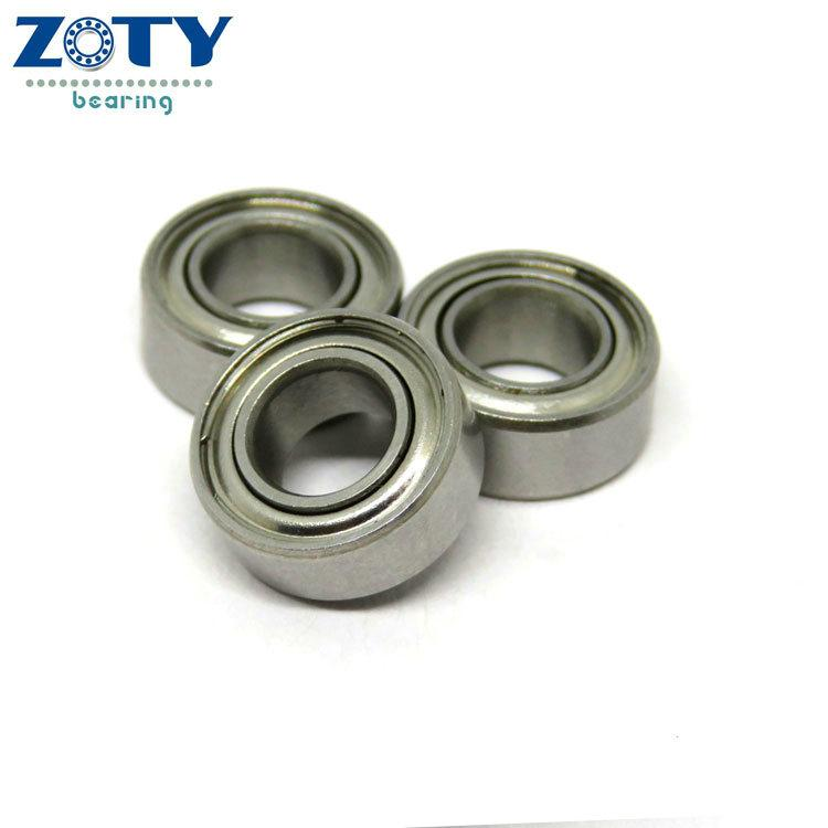 5x10x4mm SMR105zz stainless steel fishing reel ball bearing 3