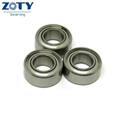 5x10x4mm SMR105zz stainless steel fishing reel ball bearing 5