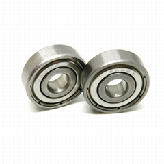 6x19x6mm S626zz Stainless Steel Ball Bearing