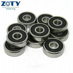 5x16x5mm S625 2RS stainless Steel