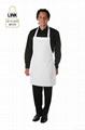 TC twill BBQ apron  pinafore customized
