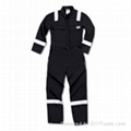 TC twill workwear coverall work clothes 2