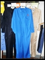 Poly cotton twill workwear coverall work clothes 5