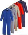 Safety workwear coverall TC work clothes 2