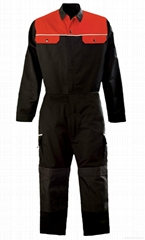 Safety workwear coverall TC work clothes
