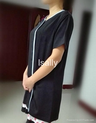 Women SPA tunic uniform shirt