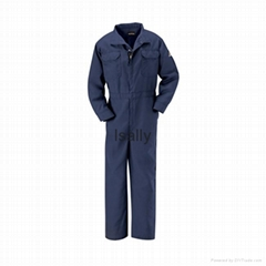 TC twill workwear coverall work clothes CUSTOMIZED