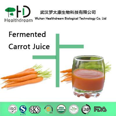 發酵胡蘿蔔汁 1