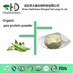 有機豌豆蛋白粉