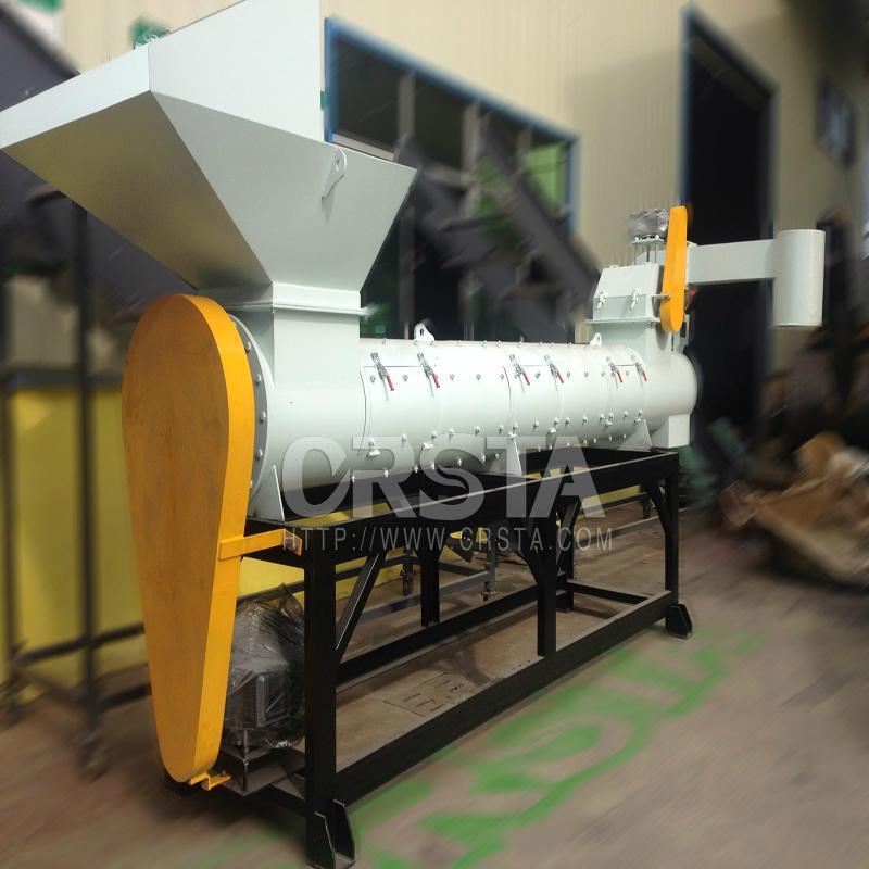 供应塑料瓶脱标机 剥标机 去标机 商标分离机 2