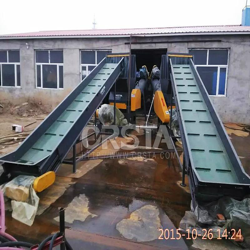供应LDPE薄膜回收生产线 破碎清洗设备 3