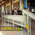 供应硬胶破碎清洗造粒回收生产线 3