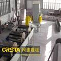 供应硬胶破碎清洗造粒回收生产线 4
