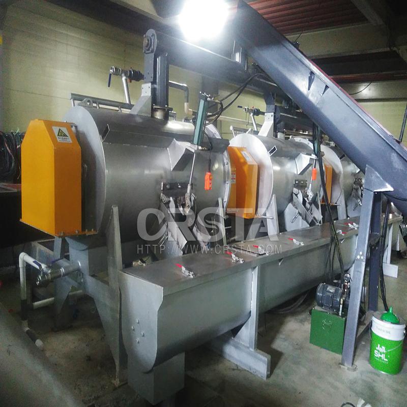 供应医疗废塑料回收生产线 5