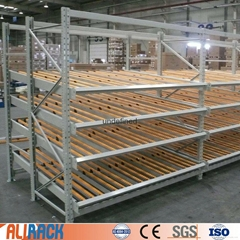 Ali Racking carton live racking system