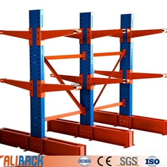 Ali Racking brand warehouse storage cantiliver scaffolding