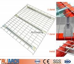 Ali Racking wire mesh decking shelving