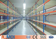 AliRacking longspan shelving medium duty racking warehouse shelves storage shelf