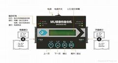 MU快速鏡像檔備份機多個系統盤