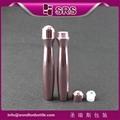 15ML眼霜瓶電鍍玫瑰色精華液空瓶子 4