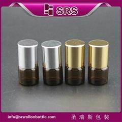 1ML2ML3ML5ML精油玻璃试用走珠瓶