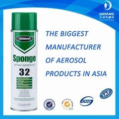Strong Sprayidea spray glue sealant for foam mattress and sofa