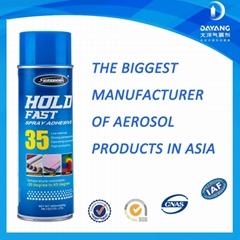 SBS industrial  Sprayidea Hold fast Spray Adhesive