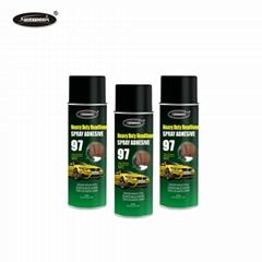 Waterproof Heavy Duty headliner Fabric Adhesive Spray for Car Modification