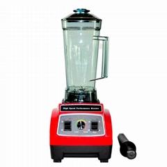 Professional electric blender mixer