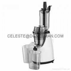 150Watt Big Mouth Masticating Slow Juicer Cold Press Juicer Keep Original Taste