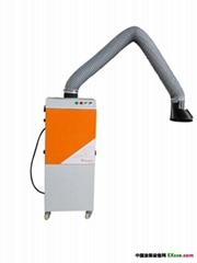 浙江工業移動式焊煙雙臂吸煙設備