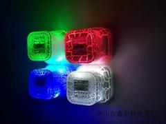 夜光手機充電器5V2.1A雙USB直充