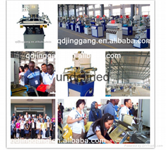 TJ-9 Type of Diploma Paper Clothes Embossing Machine Transfer Printing Machinery