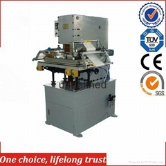 TJ-23 Digital Leather Soap Press Name Tags Screen Printing Machine Hot Stamping