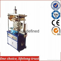 TJ-43 Round Bucket Round Barrel Hot Stamping Machine with CE Certificate