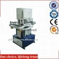TJ-57 Automatic PVC Panel Decorative T-shirt Paper Bag Hot Foil Stamping Machin 2