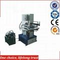 TJ-57 Automatic PVC Panel Decorative T-shirt Paper Bag Hot Foil Stamping Machin 3
