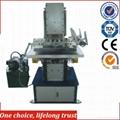 TJ-57 Automatic PVC Panel Decorative T-shirt Paper Bag Hot Foil Stamping Machin 4